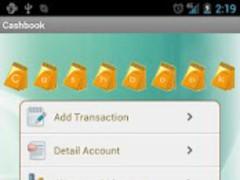 Cashbook - Expense Tracker 26.05 Screenshot