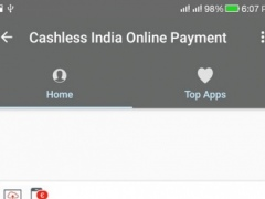 Cashless India/Online Payment 1.0 Screenshot