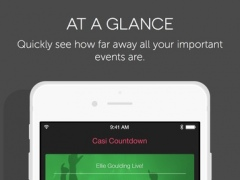 Casi Countdown - Free Event Countdowns & Date Reminders 1.0 Screenshot