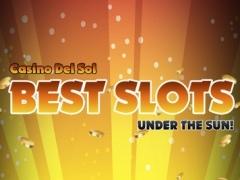 Casino Del Sol - Best SLOTS under the sun! 1.0.1 Screenshot