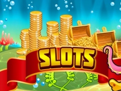 Casino of Vegas with Big Heart Fish Slot-s Game Tournaments and Play Free 1.2 Screenshot