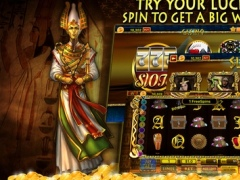 Casino Pharaoh - Lucky Slot, VideoPoker, Blackjack 1.0 Screenshot