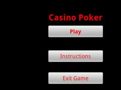 Casino Poker 1.98 Screenshot