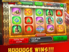 Casino slots, blackjack, poker: Hercules adventure 1.3.3 Screenshot