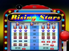 Casino Slots Rising Stars 1.0 Screenshot