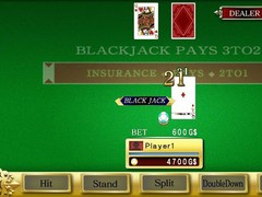 CASINO TOWN - BlackJack 1.0 Screenshot