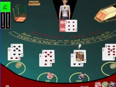 Casino Verite Blackjack 3.01 Screenshot