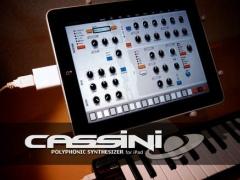 CASSINI Synthesizer for iPad 1.3.4 Screenshot