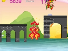Castle Dragon Tilt & Jump Story - Kingdom Bridge Mega Run World Free 1.0 Screenshot