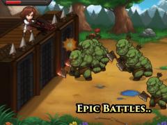Castle Hero Defense Pro 1.0 Screenshot