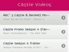 Castle TV Drama Video Movie 1.2 Screenshot