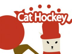 Cat Hockey 2.3 Screenshot