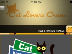 Cat Lovers Crave 1.0 Screenshot