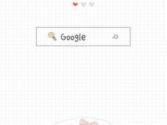 Cat Puppy dodol launcher theme 1.1 Screenshot