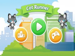 Cat run jump 1.0 Screenshot