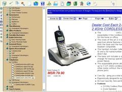 CatalogVX 2007 5.0 Screenshot
