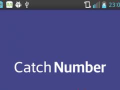 Catch Number 1.0 Screenshot