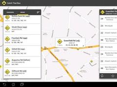 UK Bus Times - Catch That Bus!  Screenshot