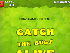 Catch the Bugs Alive 4.0 Screenshot
