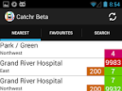 Catchr Beta:HSR, GRT, GTC, TBT 0j Screenshot