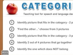 Categories from I Can Do Apps 1.3.1 Screenshot