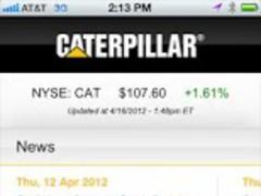 Caterpillar Inc. News 1.0.2 Screenshot