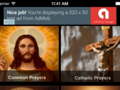 Catholic Audio Prayer 1.0 Screenshot