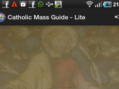 Catholic Mass Guide - Lite 1.0 Screenshot