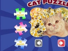 Cats Jigsaw Puzzles for Kids 1.0.0 Screenshot