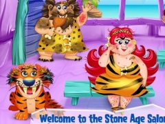 Cave Girl - Stone Age Salon 1.2 Screenshot