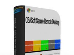 CBASoft Secure Remote Desktop 4.5 Screenshot