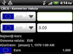 CBCG - Currency Converter 1.1 Screenshot