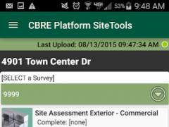 CBRE SiteToolsX 3.3.9.39 Screenshot