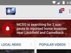 CBS5AZ.com 4.21.0.4 Screenshot