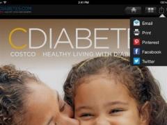 CDiabetes.com 1.1 Screenshot