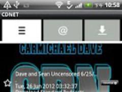 CDNET 1.0 Screenshot