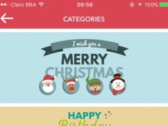 Celebration Cards Pro 1.0 Screenshot
