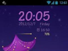 Celebration GO Reward Theme 1.00 Screenshot