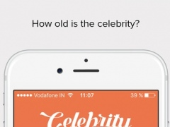 Celebrity Age 1.2 Screenshot