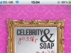 Celebrity Gossip and Soap News 1.1 Screenshot