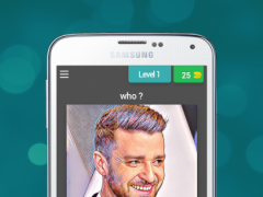 Celebrity Quiz New 2.1.2e Screenshot