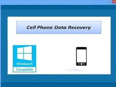 Cell Phone Data Recovery 4.0.0.34 Screenshot
