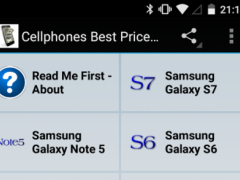 Cell Phones Best Price Deals 1.0 Screenshot
