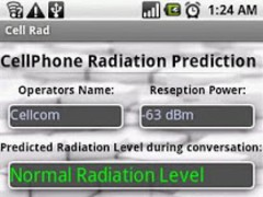 Cell Rad 1.4 Screenshot