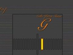 Cello Kitten Tuner 1.0 Screenshot