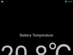 Celsius Thermometer 20151115 Screenshot