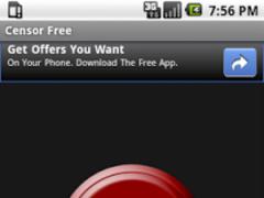 Censor Free 1.2 Screenshot