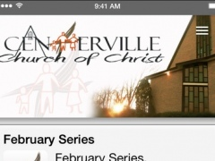 Centerville Church of Christ 5.5.6 Screenshot