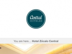 Central Hoteles App 1.0.16 Screenshot