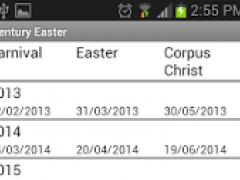 Century Easter 1.1 Screenshot